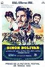 Simón Bolívar (1969) Poster