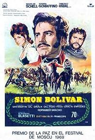 Primary photo for Simón Bolívar