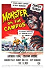 Monster on the Campus (1958) Poster