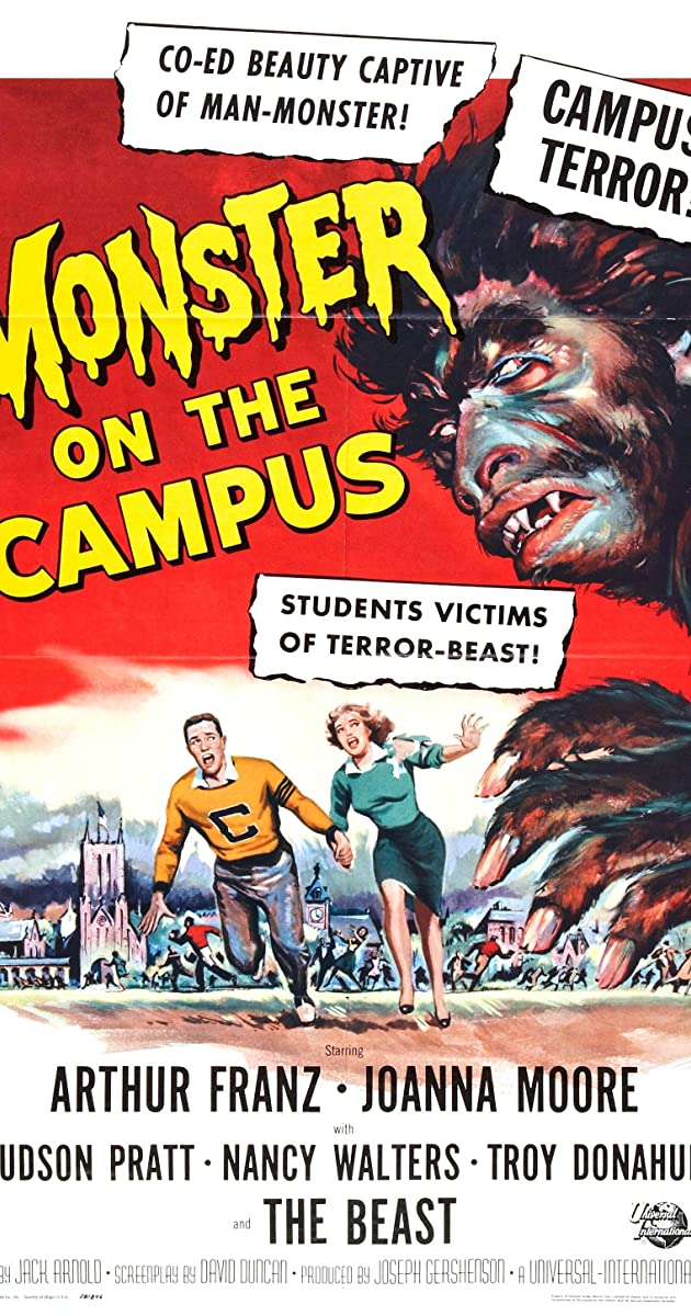 Subtitle of Monster on the Campus