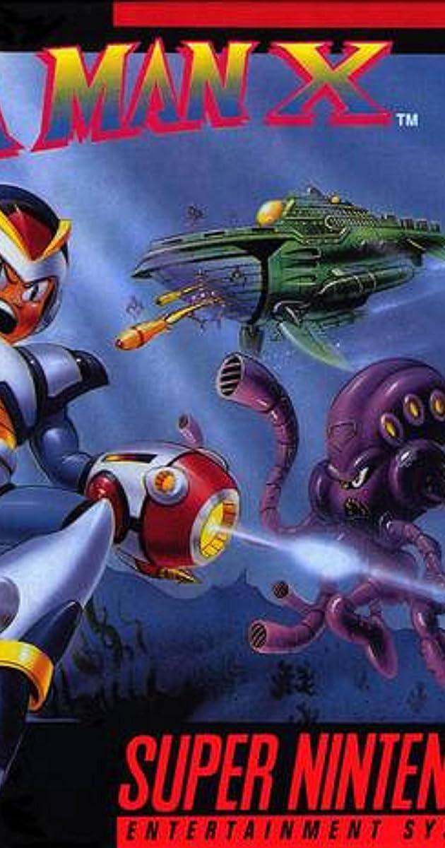 Mega Man X (Video Game 1993) - IMDb