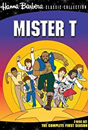 Mister T Poster