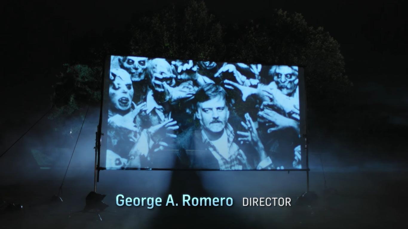 George A. Romero in TCM Remembers 2017 (2017)