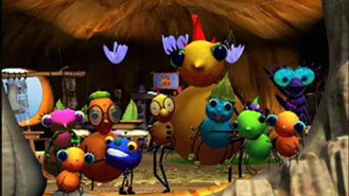 Trailer for Miss Spider's Sunny Patch Friends: Hum Bug