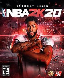 NBA 2K20 (2019 Video Game)