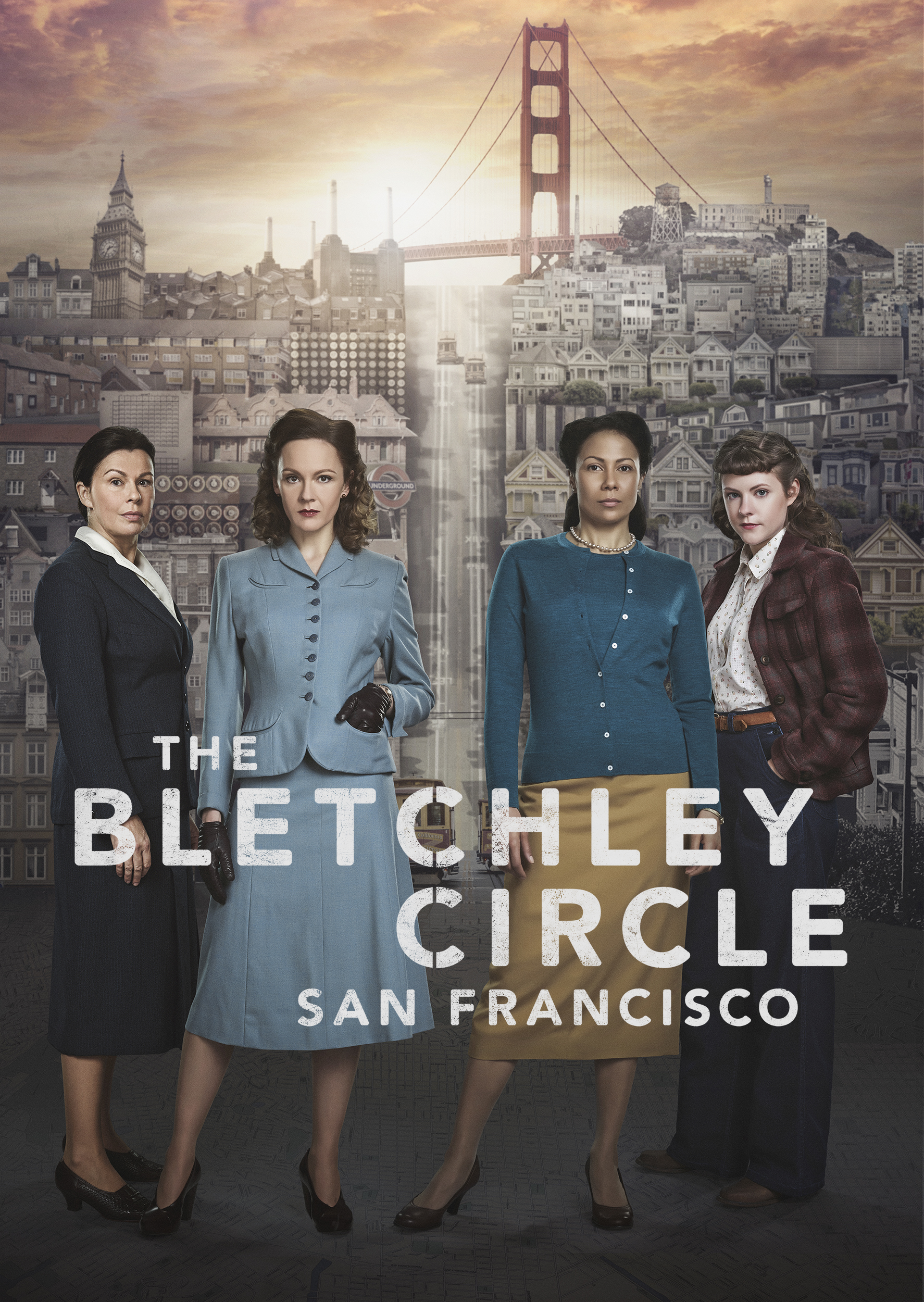 The Bletchley Circle - San Francisco Streaming | Italiaserie