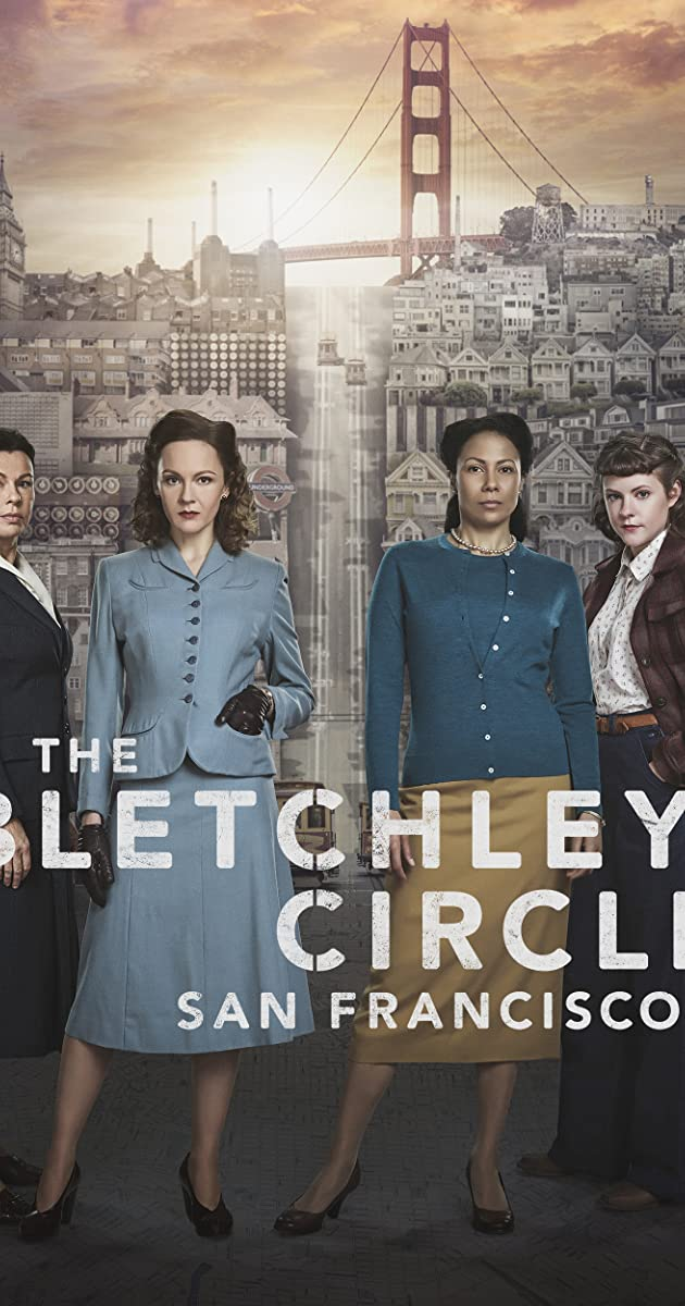 Download The Bletchley Circle: San Francisco or watch streaming online complete episodes of  Season1 in HD 720p 1080p using torrent