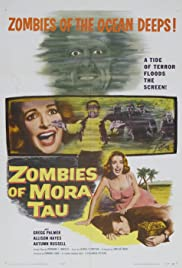 Zombies of Mora Tau Poster