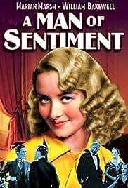 A Man of Sentiment Poster
