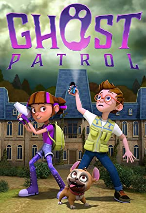 Where to stream Ghost Patrol