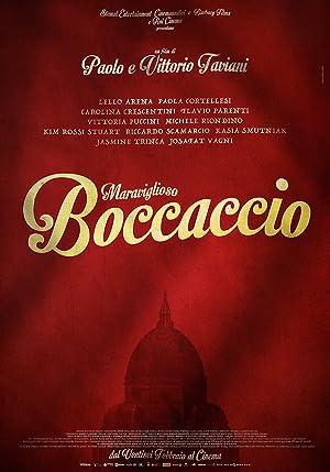 Permalink to Movie Wondrous Boccaccio (2015)