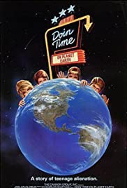 Doin' Time on Planet Earth Poster