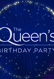 The Queen's Birthday Party Poster