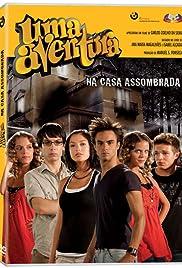Uma Aventura na Casa Assombrada(2009) Poster - Movie Forum, Cast, Reviews