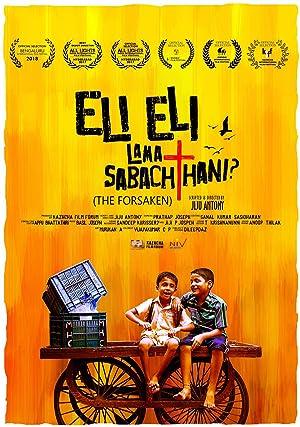 Eli Eli Lama Sabachthani?