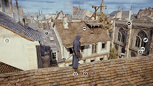 Assassin's Creed: Unity: Public Execution Commentary