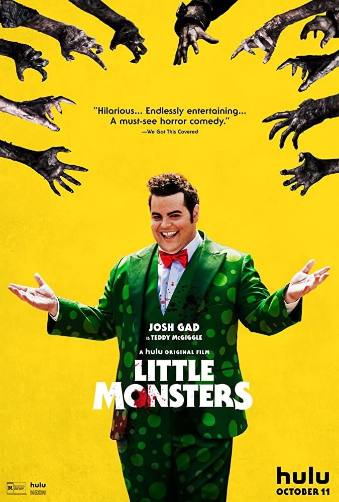 Little Monsters (2019) Hindi Dubbed