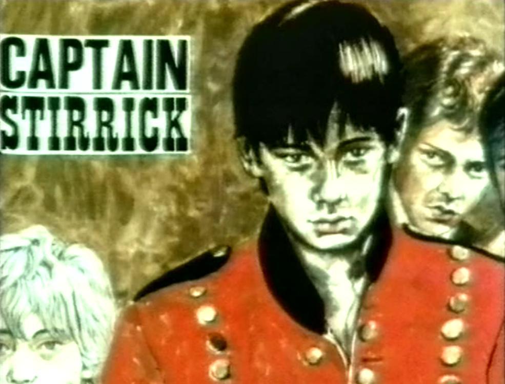 Captain Stirrick ((1982))