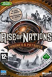 Rise of Nations: Thrones & Patriots(2004) Poster - Movie Forum, Cast, Reviews