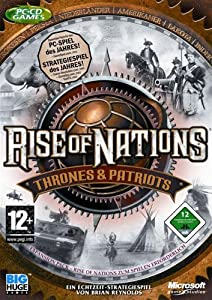 Watchfreemovies for free Rise of Nations: Thrones \u0026 Patriots by Brian Reynolds [Full]