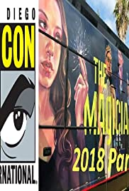 ComicCon 2018 - The Magicians Panel Poster