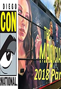 Primary photo for ComicCon 2018 - The Magicians Panel