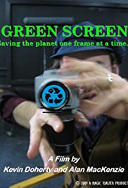 Green Screen Poster