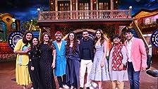 The Cast of De De Pyaar De