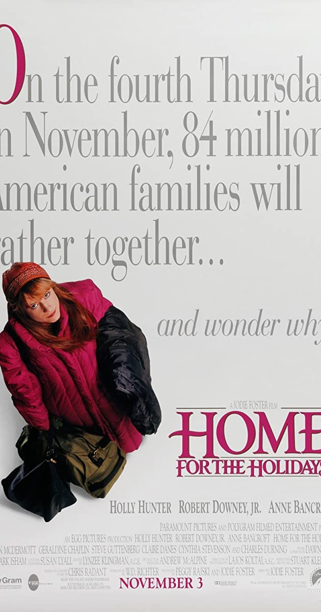 Subtitle of Home for the Holidays