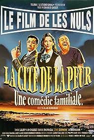 Alain Chabat, Dominique Farrugia, and Chantal Lauby in La cité de la peur (1994)