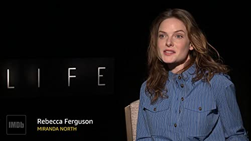 Rebecca Ferguson on Claustrophobia and Feeling Separated From Earth