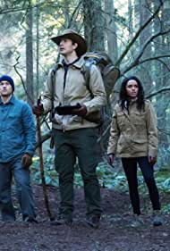 Brandon Routh, Nick Zano, and Maisie Richardson-Sellers in Legends of Tomorrow (2016)