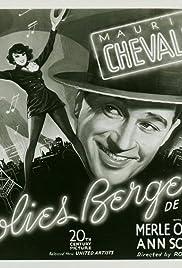 Folies Bergère de Paris Poster