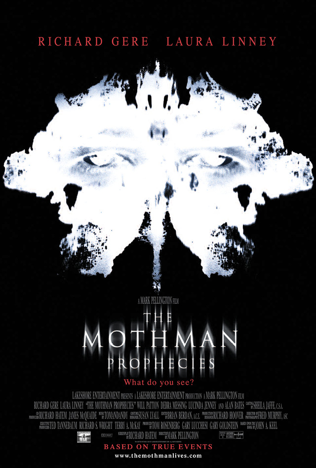 The Mothman Prophecies (2002) BluRay 720p & 1080p