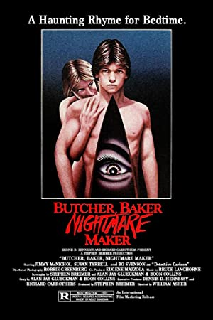 Butcher, Baker, Nightmare Maker 1982 2
