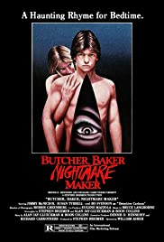Butcher, Baker, Nightmare Maker Poster