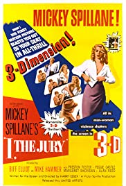 I, the Jury Poster