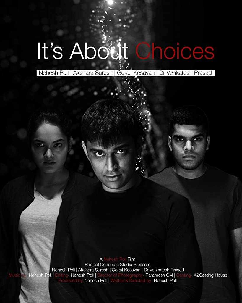 Its About Choices (2020) English 720p HEVC HDRip  x265 AAC ESubs [450MB] Full Movie Download