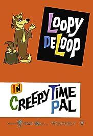 Creepy Time Pal Poster