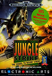 Jungle Strike Poster