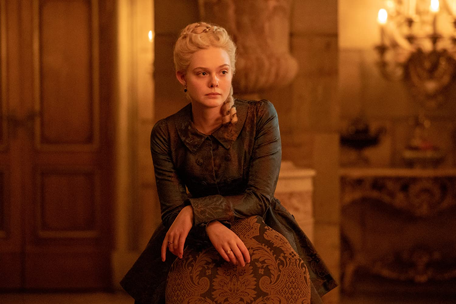 Elle Fanning in The Great (2020)