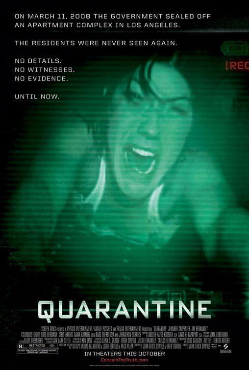 Quarantine (2008) Hindi Dubbed