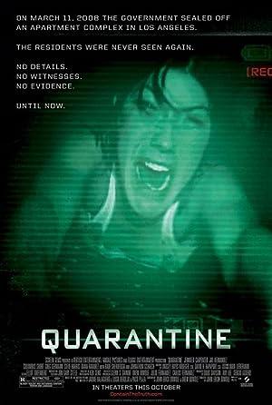 Quarantine ปิดตึกสยอง