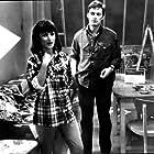 Jana Brezková and Vít Olmer in Pet miliónu svedku (1965)