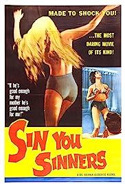Sin You Sinners (1963) 720p