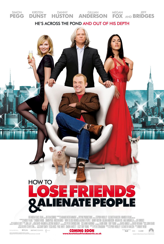 How to Lose Friends & Alienate People (2008) - IMDb