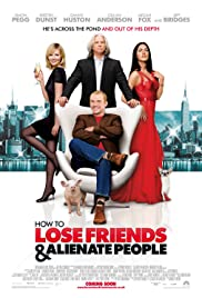 How to Lose Friends & Alienate People 2008 Movie thumbnail