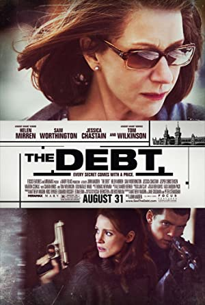 The Debt Full Movie in Hindi (2010) Download | 480p (350MB) | 720p (750MB)