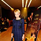 Carey Mulligan at an event for The Greatest (2009)