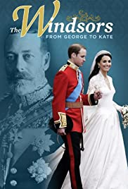 The Windsors: From George to Kate Poster